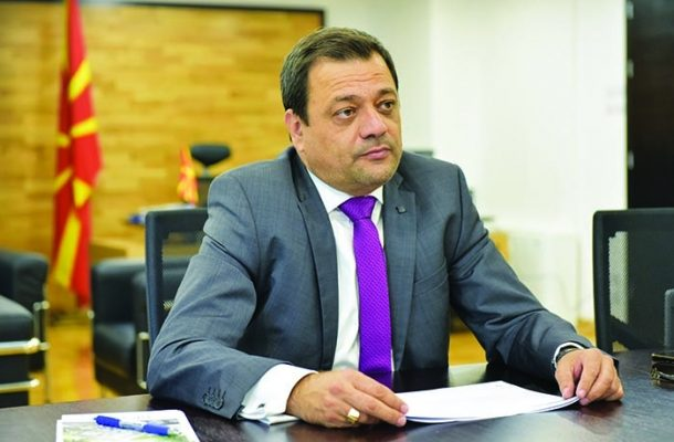 """""""Левица"""": Главен виновник за поскапувањето на струјата е Кочо Анѓушев"""