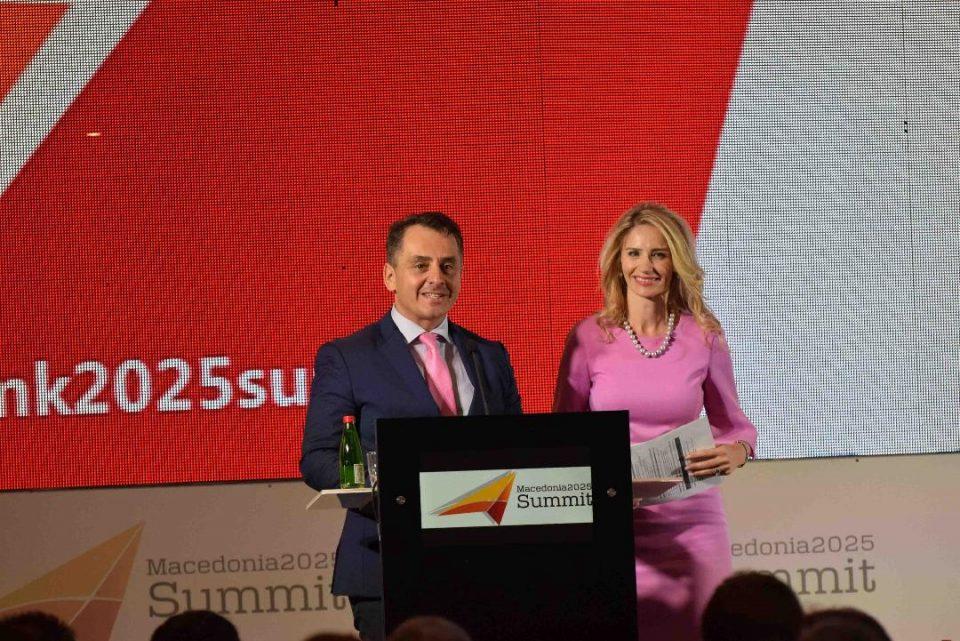 """Почна Самитот """"Македонија 2025"""""""