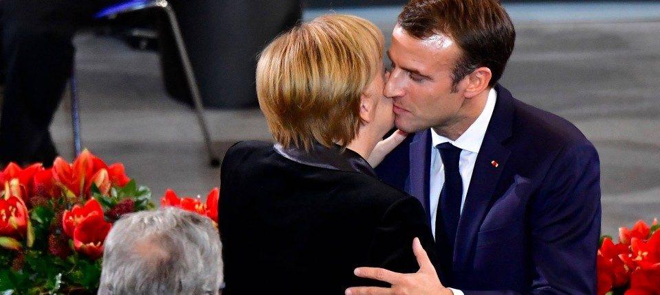 Макрон: Германија и Франција не смеат да дозволат светот да отиде во хаос