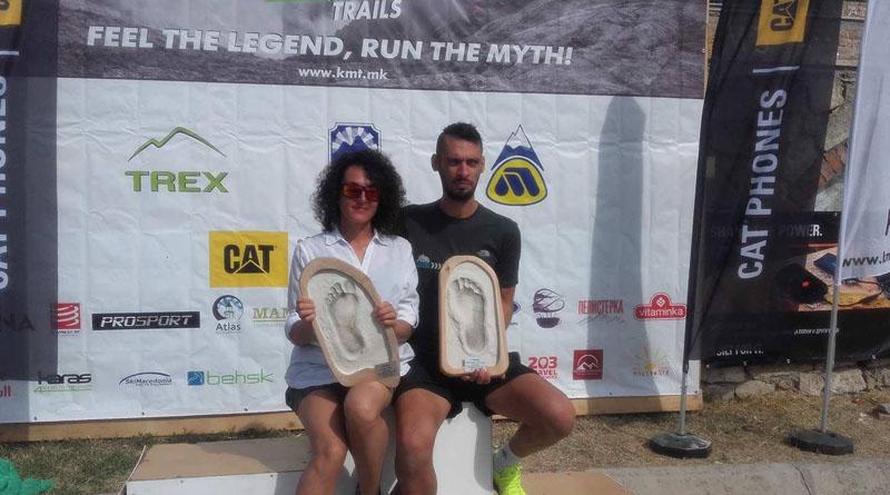 Прилепчаните Мери Мирческа и Александар Стојкоски ќе трчаат на Мон Блан