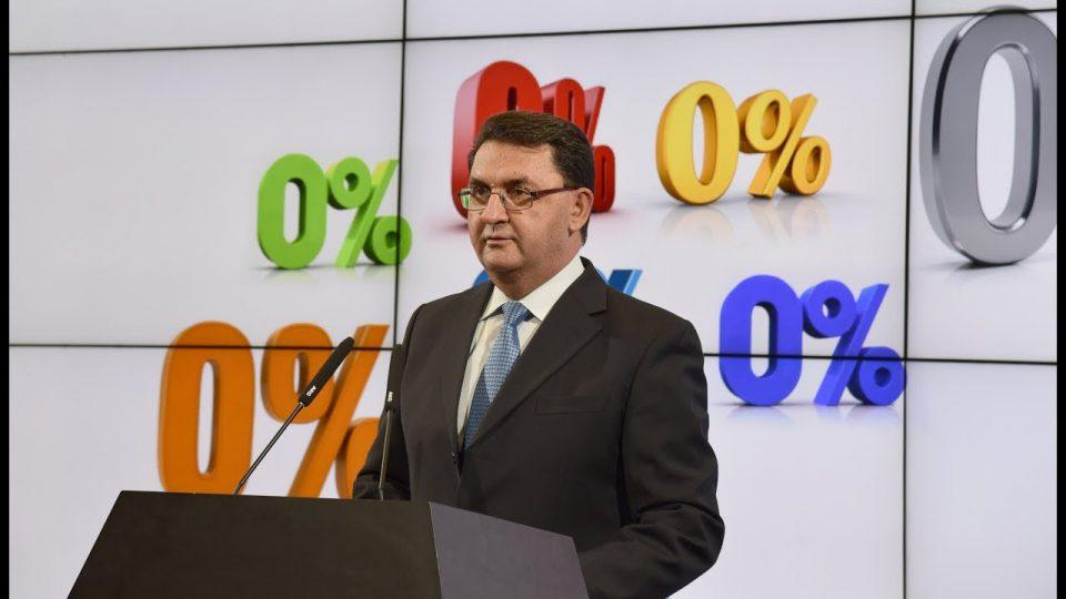 Славески: Интервенцијата на власта во економијата е негативно