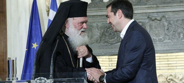 """Ципрас ја прескокна """"македонската"""", дали ќе нагази на црковната мина?"""