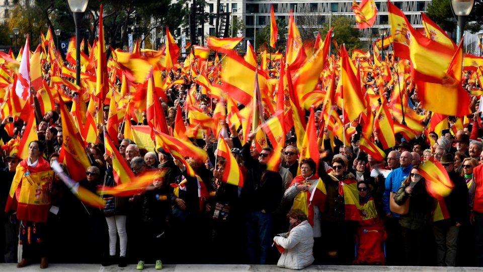 Екстремната десница влегува во парламентот на Андалузија