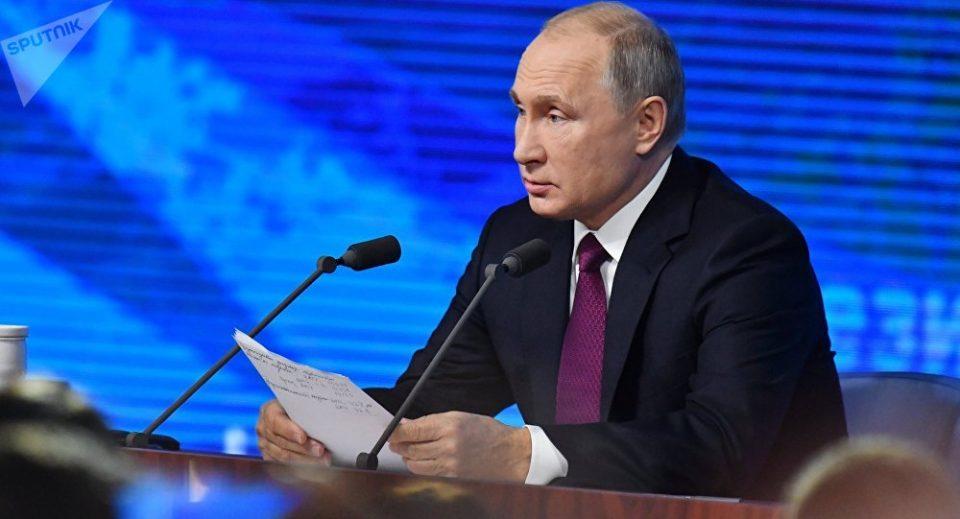 Путин: Русија нема да отстапи од основните интереси заради ублажување на санкциите