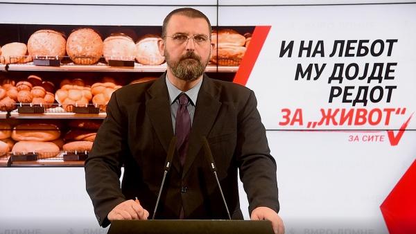 ВМРО ДПМНЕ: Лебот поскапува заради лошите мерки на ресорното министерство