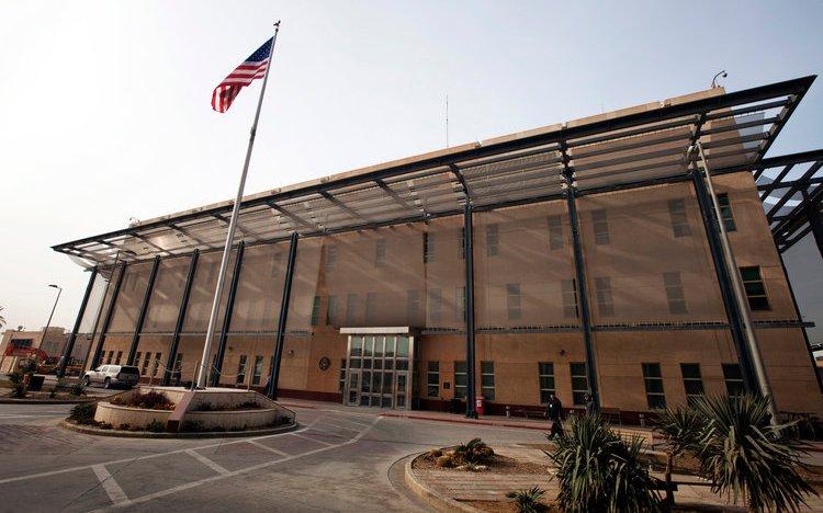 САД нареди на персоналот од амбасадата во Багдад итно да се повлечат од Ирак