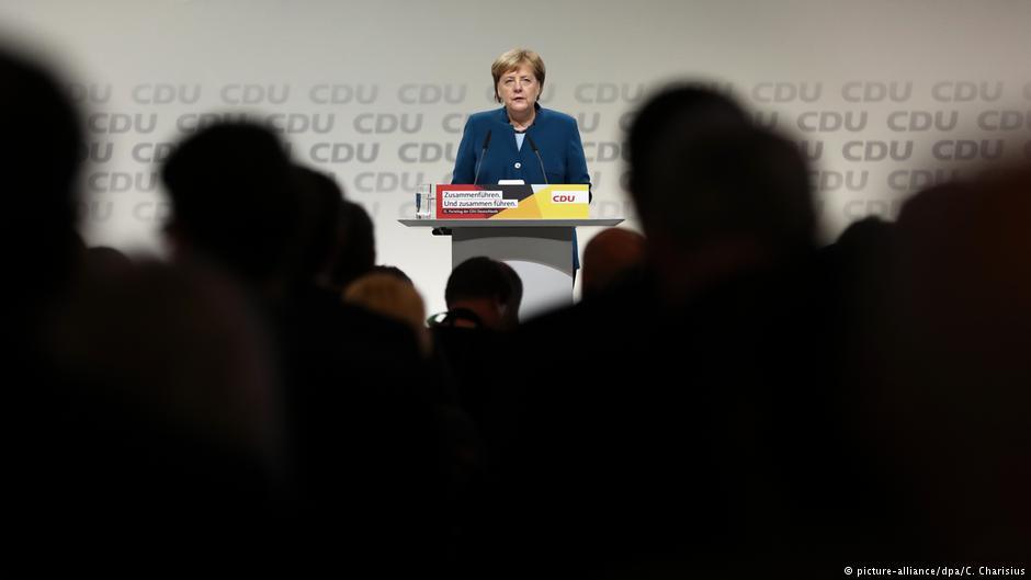 Меркел: Ми беше чест да ја водам ЦДУ