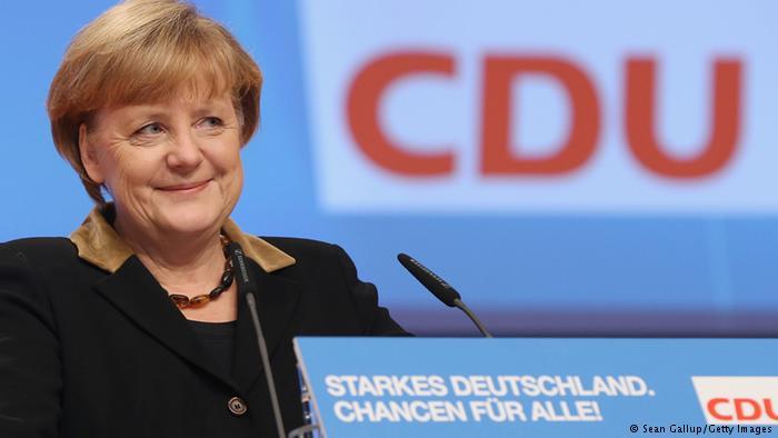Меркел го добива својот наследник