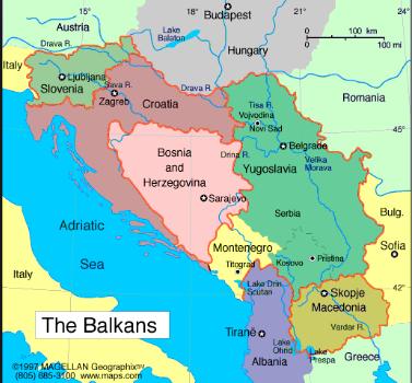 Меркел: Ако ја погледнеме картата ќе видиме дека земјите од Западен Балкан се дел од Европа