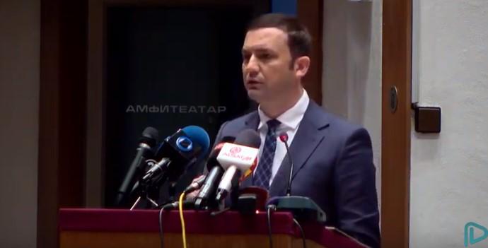 Османи: Македонија ги затвора споровите со сите соседи (ВИДЕО)