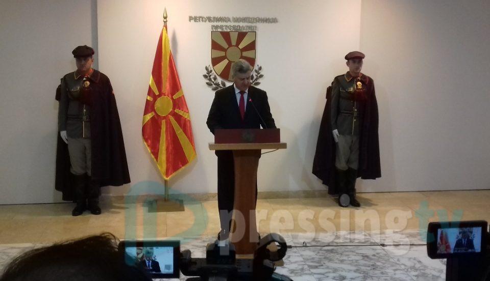 Претседателот Иванов праша: Ќе не има ли тогаш кога ќе не нема