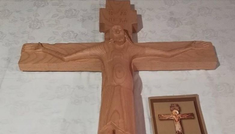 Чудотворниот крст дојде на Косово (ФОТО)