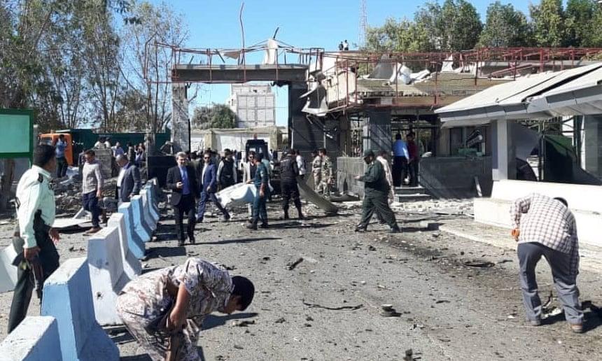 Најмалку четворица загинати во терористички напад во Иран