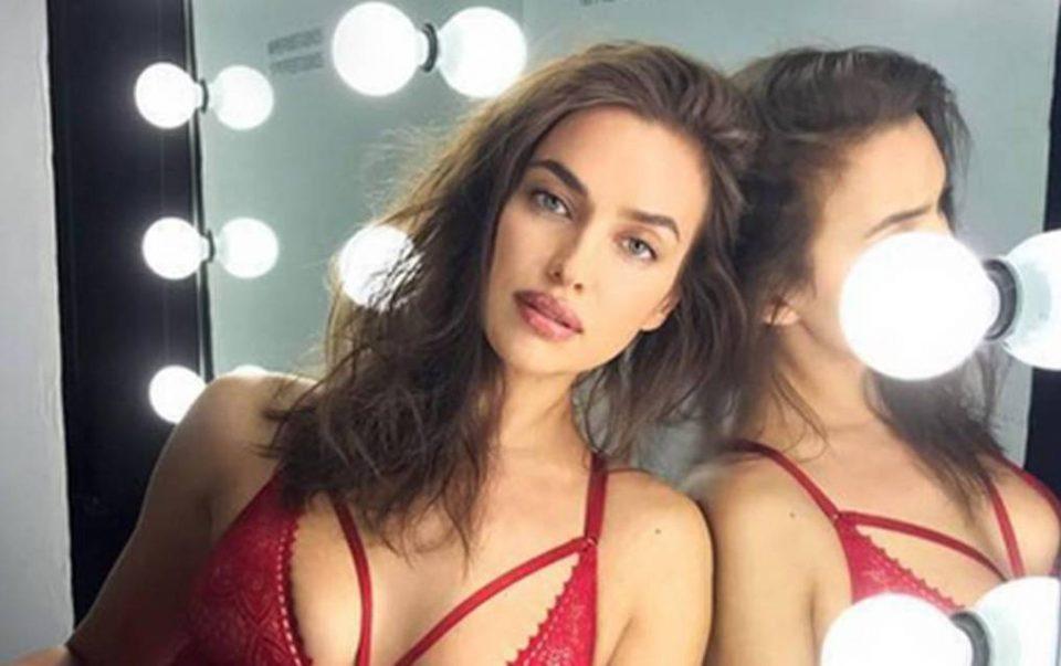 """Ирина Шајк уловена во прегратка на директорот на модниот магазин """"Вог"""""""