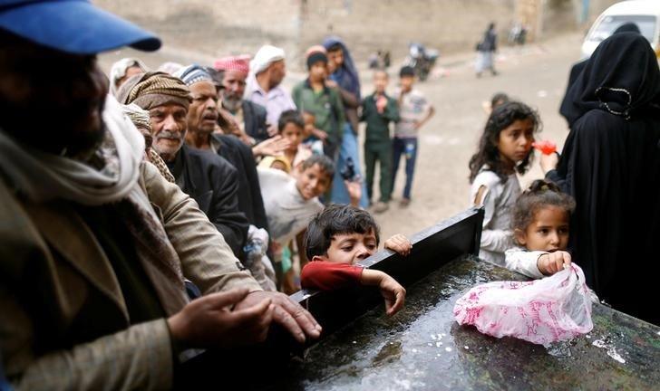 Во Јемен треба да се обезбеди храна за 20 милиони луѓе