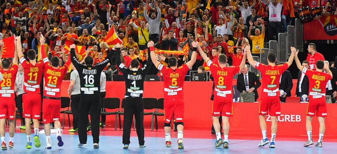 Македонија ќе се бори против Чиле за 15. место