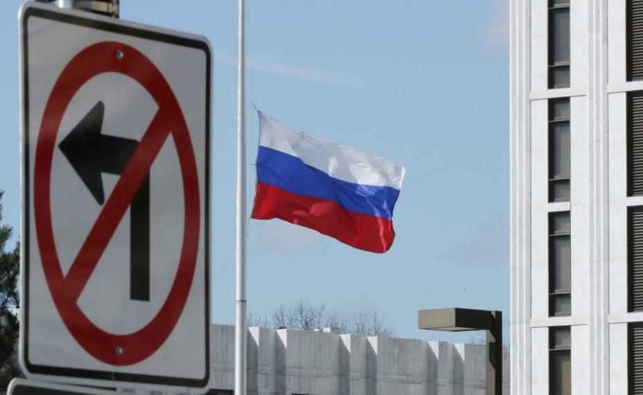 Словачка протера руски дипломат