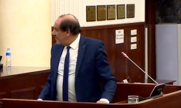 ВО ЖИВО: Изјава на пратеникот Самка Ибраимовски во Собранието