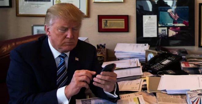 Трамп: Ќе станев претседател и ако немаше социјални мрежи