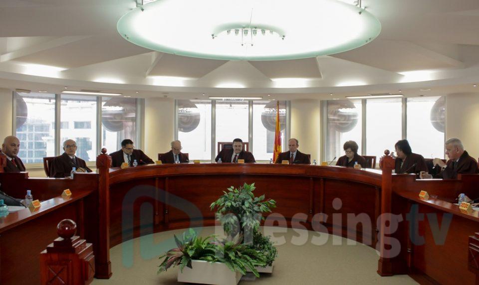 На власта и е потребен Уставниот суд за да може Собранието да ги аминуа сите контроверзни уредби