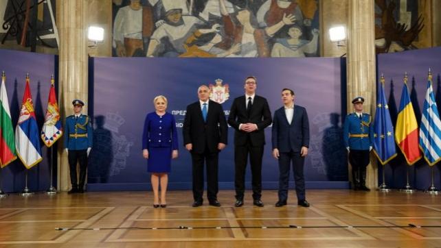 Србија, Грција, Бугарија и Романија и официјално ќе се кандидираат за Европско и Светско првенство во фудбал
