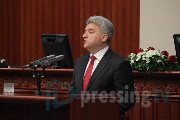 Предлогот на Иванов за член на Судскиот совет во собраниска фиока!