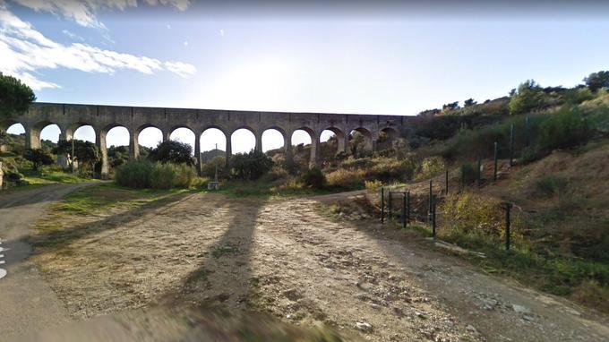 Скопскиот аквадукт прогласен културно наследство од исклучително значење