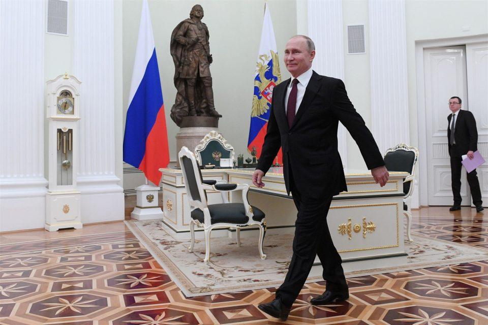 Путин му испрати новогодишна порака на Трамп