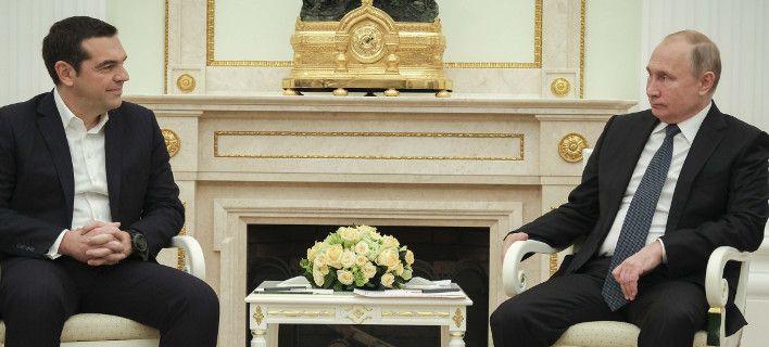 Ципрас му го сервирал на Путин Преспанскиот договор