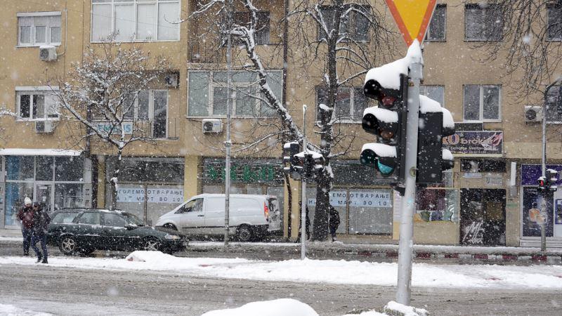 За новогодишната ноќ суво, снег во среда, од четврток сибирска зима