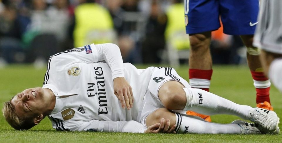 Реал Мадрид остана и без Тони Крос
