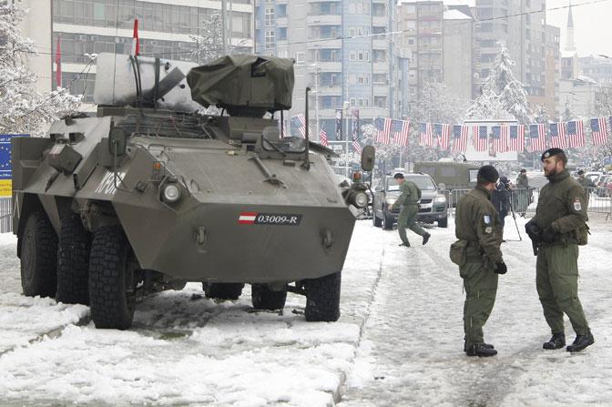 КФОР преку Фејсбук најави нова вежба на Косово (ВИДЕО)