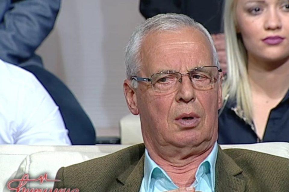 """Таткото на Вучиќ заплакал кога слушнал дека Путин ќе го одликува неговиот син со орден """"Александар Невски"""""""