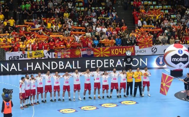 Македонија загуби од Русија, утре ќе играме за 15. место на СП