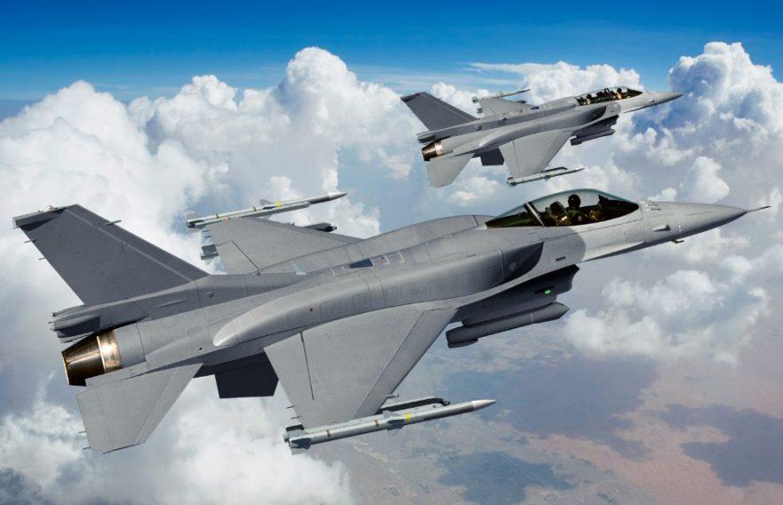 Бугарската Влада ќе купува авиони Ф-16