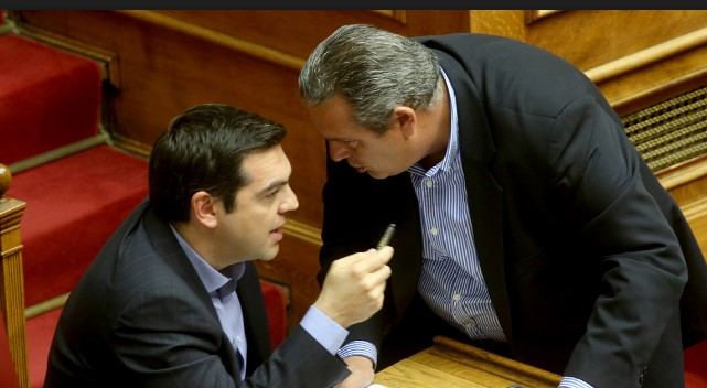 Ќе добие ли поддршка Ципрас од Каменос за да нема предвремени избори?