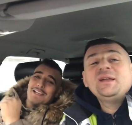 Дарко веќе не вози, но пак не користи сигурносен појас (ФОТО)