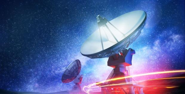 Примени се радио сигнали од далечна галаксија