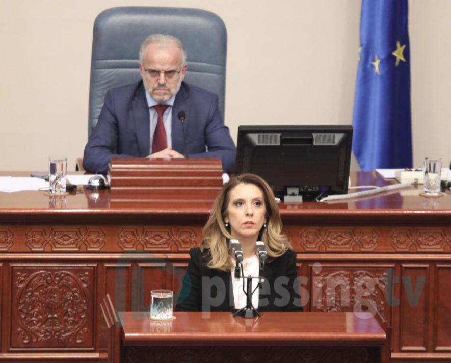 Канческа Милевска: Не се чуствуваме како предавници (ФОТО)