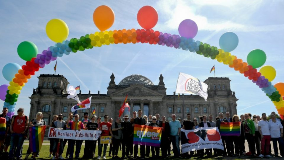 Во Германија стапи во сила законот за трет полов идентитет