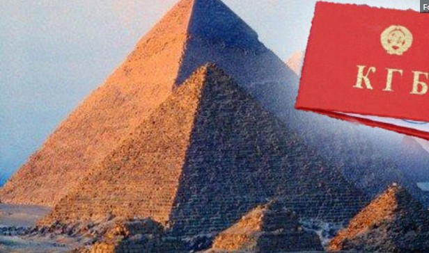 КГБ ја знаел тајната на пирамидите во Египет (ВИДЕО)