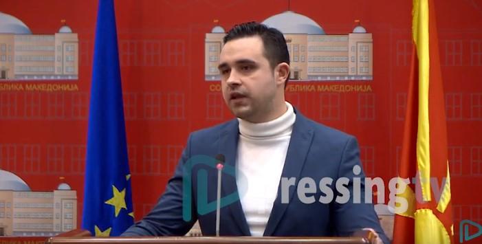 Костадинов: Време е да почне повлекувањето на роднините на функционерите од ВМРО-ДПМНЕ