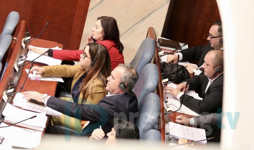 """""""Независниот"""" Рамчиловиќ стана потпретседател на Собранието"""