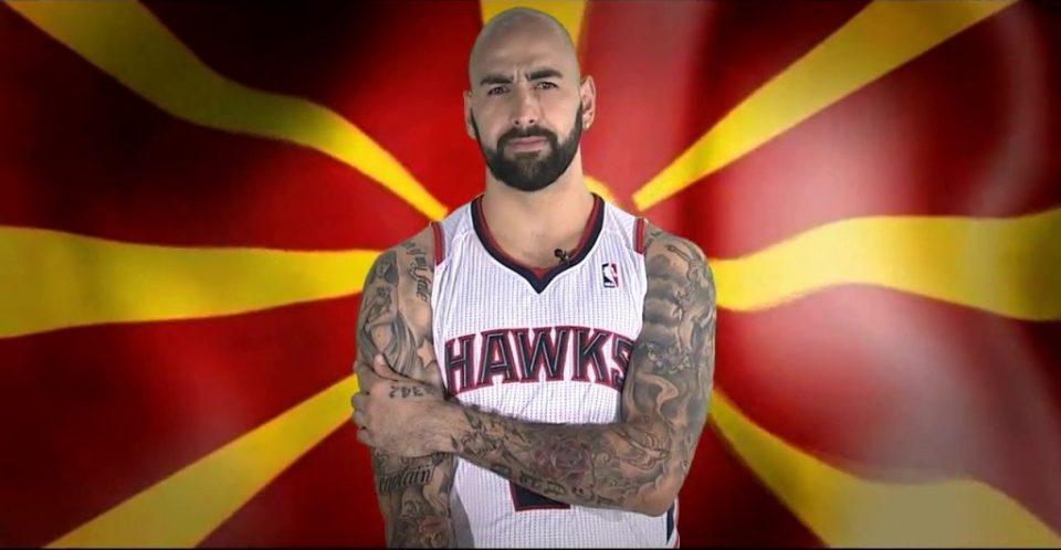 Перо Антиќ на чело на македонската кошарка