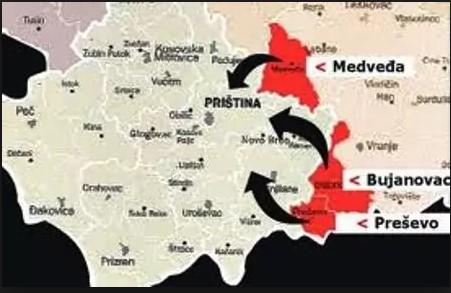 Германија е против размена на територии на Балканот