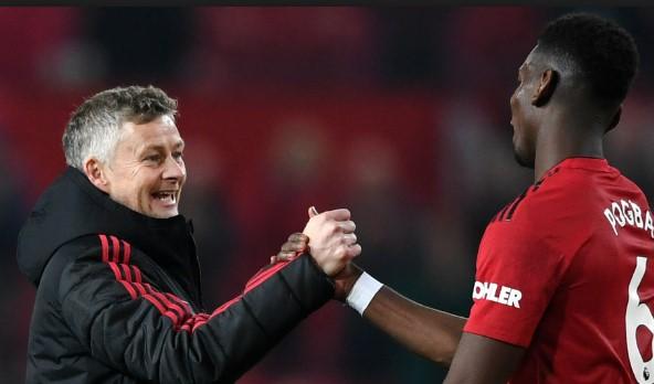 Солскјер: Погба ќе остане во Манчестер јунајтед