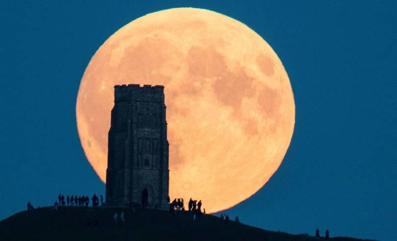 Месечината се смалува и веројатно предизвикува потреси (ВИДЕО)
