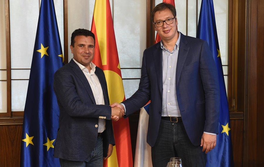 Вучиќ ироничен: И ние ли ќе добиеме исти гаранции од ЕУ како Македонија?