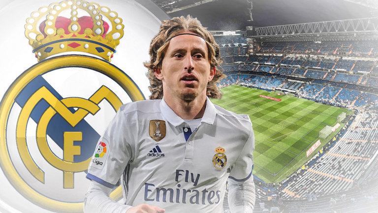 Лука Модриќ останува уште две сезони во Реал Мадрид