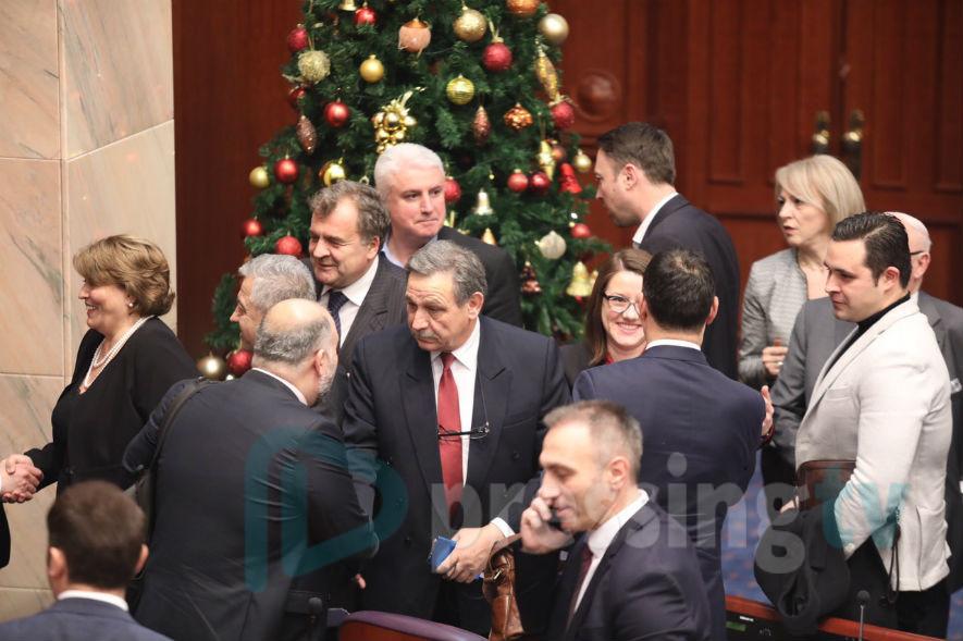 Албанија ни ја честита Република Северна Македонија
